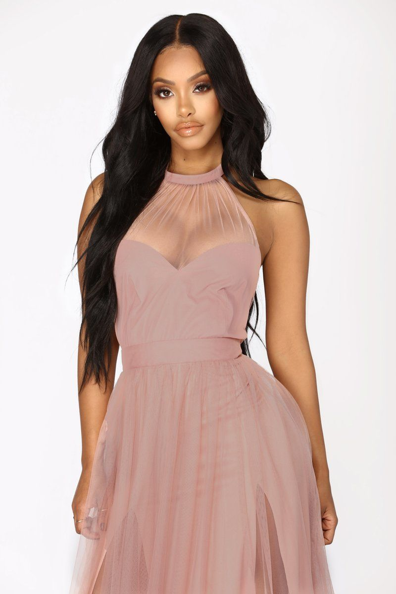 cbbf18d6b2e0 Off The Tulle Gown - Blush   Things i want   Tulle gown, Gowns, Fashion