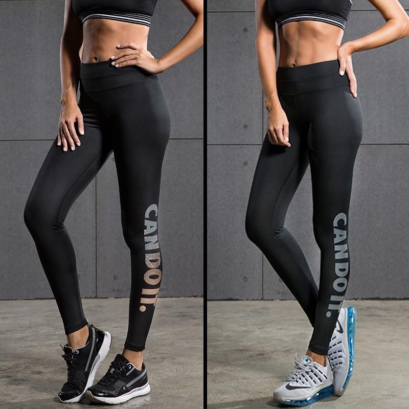 Women's Running Pants Compression Tights Sexy
