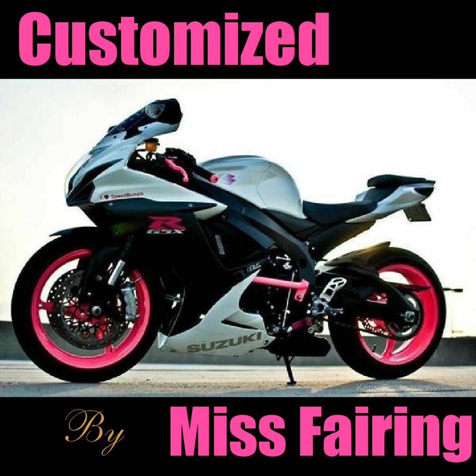 Miss Fairing Customized ABS Motorcycle Injection Fairing work ...
