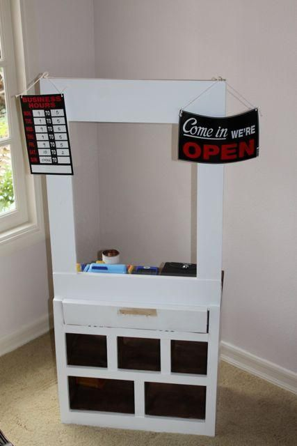 Playroom post office bank do it yourself home projects from ana post office bank do it yourself home projects from ana white solutioingenieria Choice Image