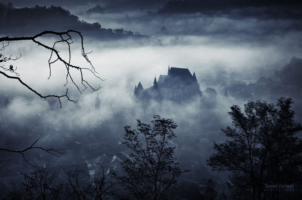 Transilvania - Biertan, Transilvania Because it's Halloween..