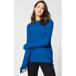 Photo of Street One – Basic Pullover Etti in Active Blue Street OneStreet One