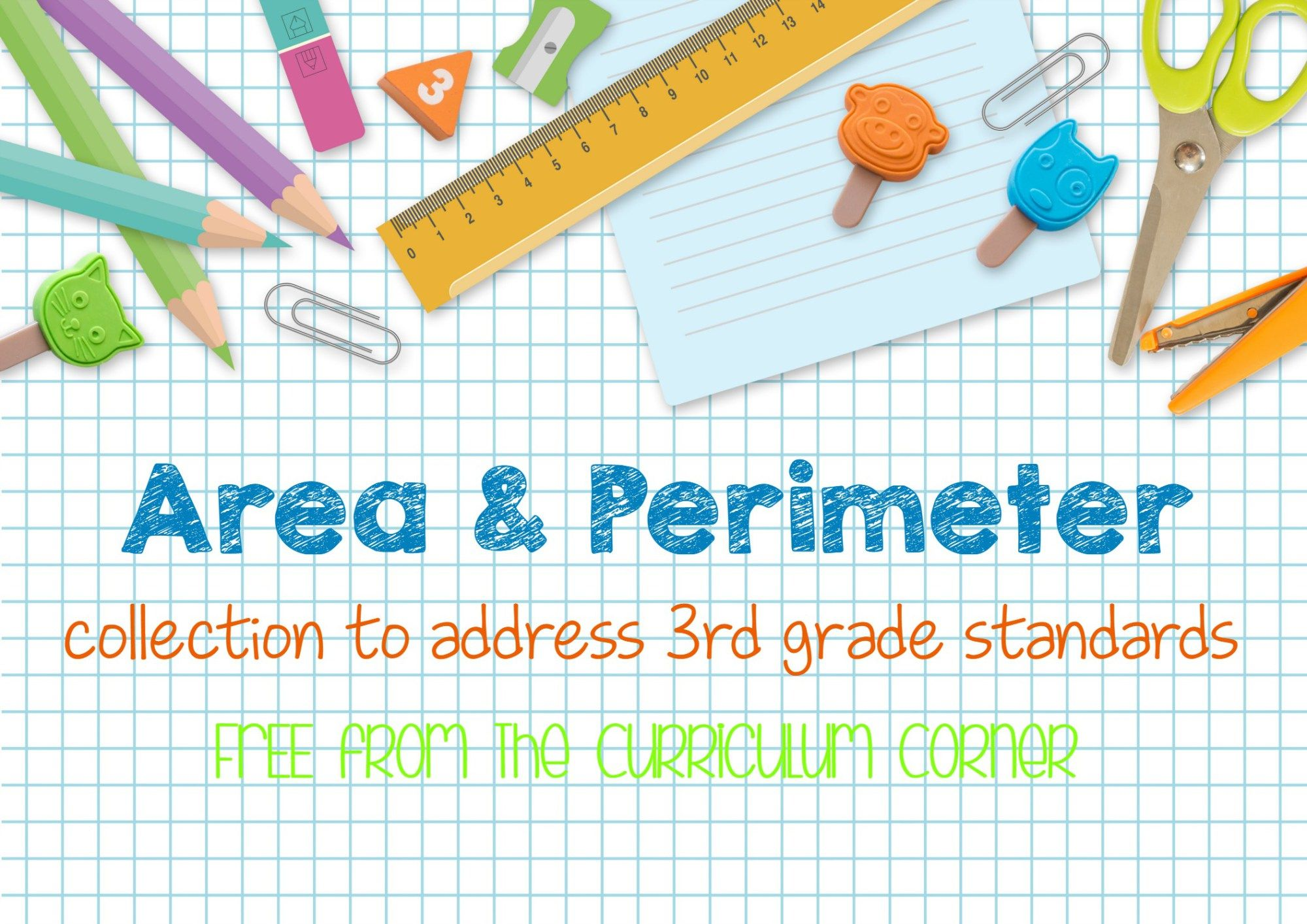 Free Area Amp Perimeter Unit Of Study