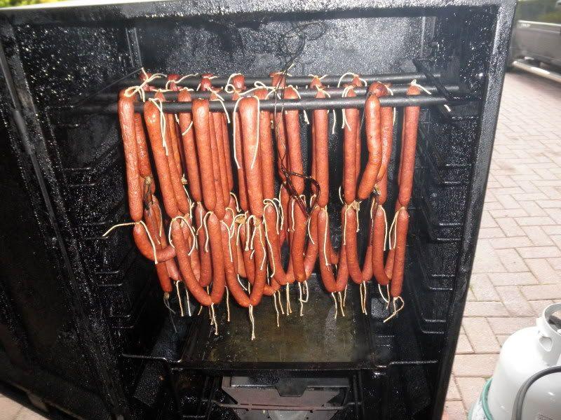 Pepperettes And Kielbasa Smoking Meat Forums Blaine S