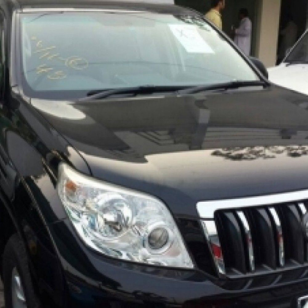 Comments By Seller I Am Selling My Toyota Prado Txl Model 2010