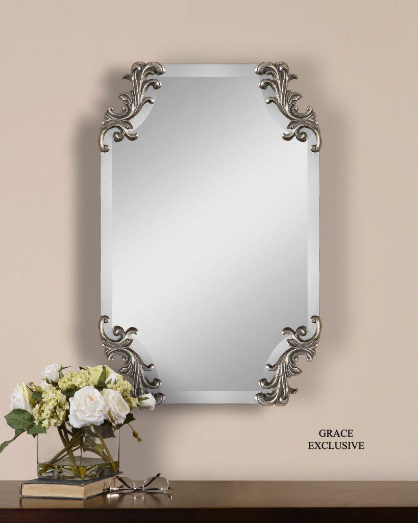 Andretta frameless decorative wall mirror decorative walls and walls andretta frameless decorative wall mirror ebay amipublicfo Image collections