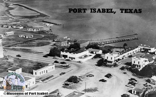 Pre 1952 port isabel pre first causeway catch a ferry to for Port isabel fishing