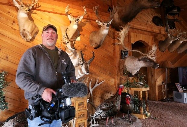 Caught on film: Hamilton man produces show featuring state's game wardens