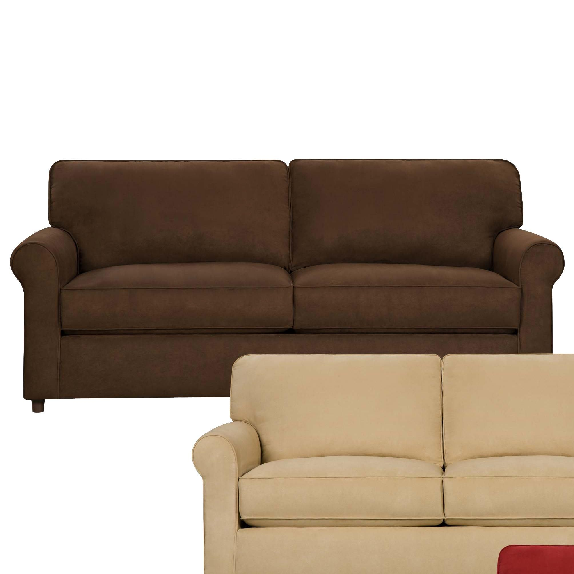 502 Queen Sleeper by Albany   Queen size sleeper sofa ...