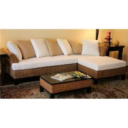 Rattan Furniture | Sofa Wicker/rattan Furniture Indoor Sofa OMR F110    OMIER RATTAN