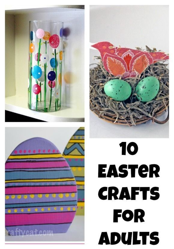 Beautiful Easter Crafts For Adults OurFamilyWorld