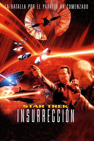 Cartel Star Trek Naves De Star Trek Ver Peliculas Online