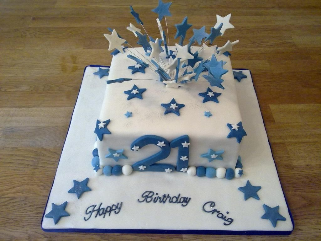 Image Result For Birthday Cake Design For 18year Old