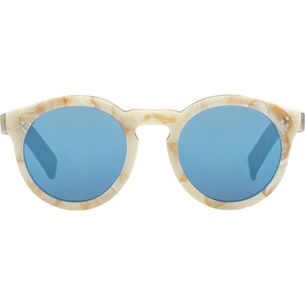 Illesteva Leonard II Sunglasses ($290) ❤ liked on Polyvore ...