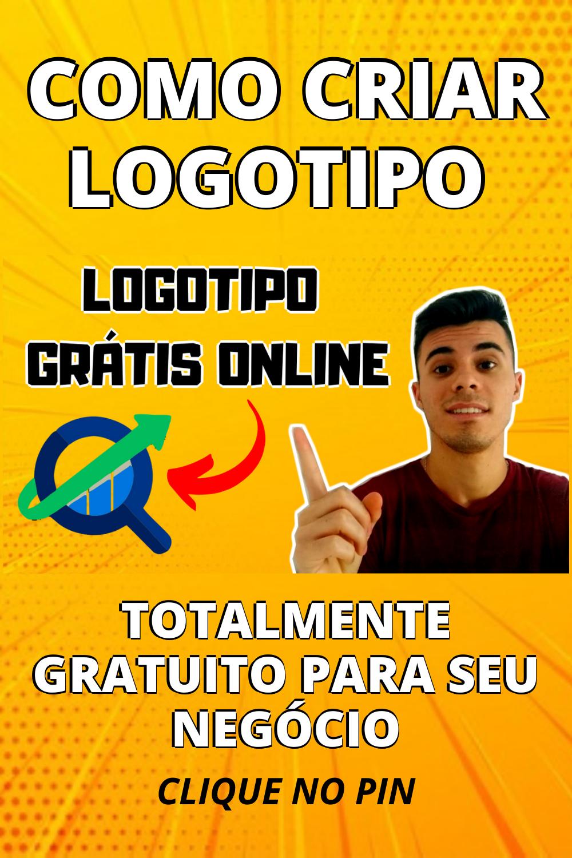 LOGOTIPO GRÁTIS! Como fazer logo grátis online [LOGO SIMPLES e FÁCIL] #logotipos #logogratuitas