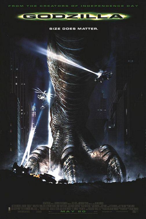 Godzilla 1998 Com Imagens Filmes Melhores Filmes De Ficcao
