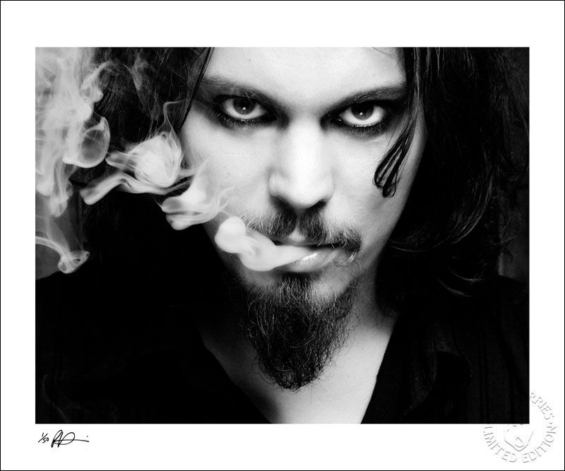 Finnish Singing legend Ville Valo