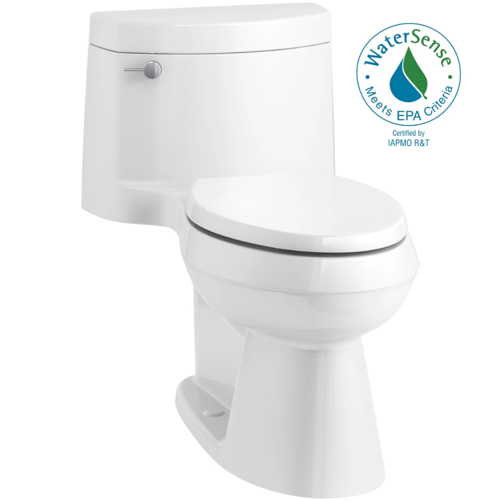 Kohler K 3619 Build Com In 2020 Kohler Cimarron One Piece Toilets Cimarron
