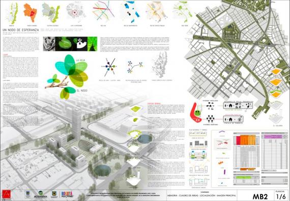 1er puesto concurso plaza de la hoja mgp arquitectura y for Concurso para plazas docentes