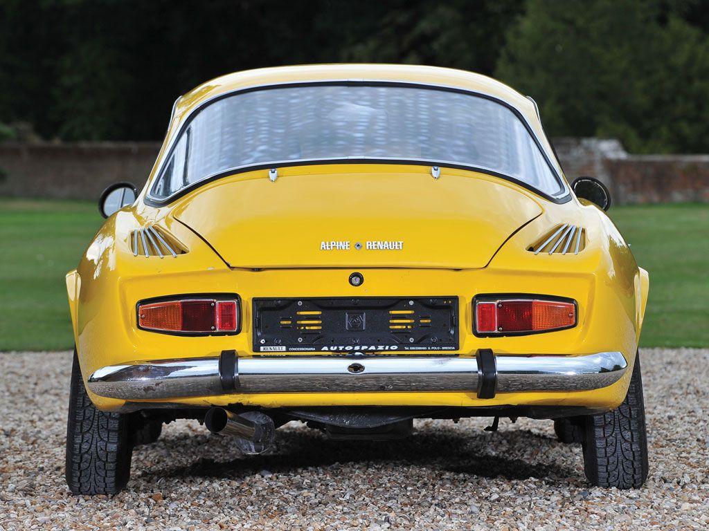 Alpine Renault A110 1300 V85