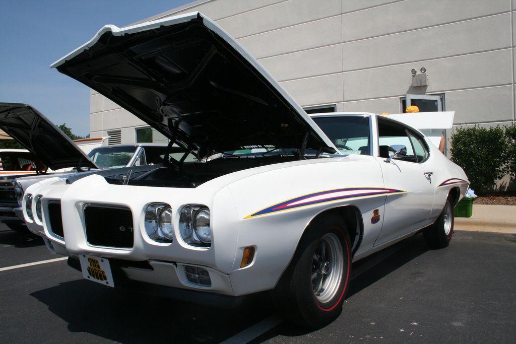 "1970 Pontiac GTO ""The Judge"" in 2020 Pontiac gto, Gto"