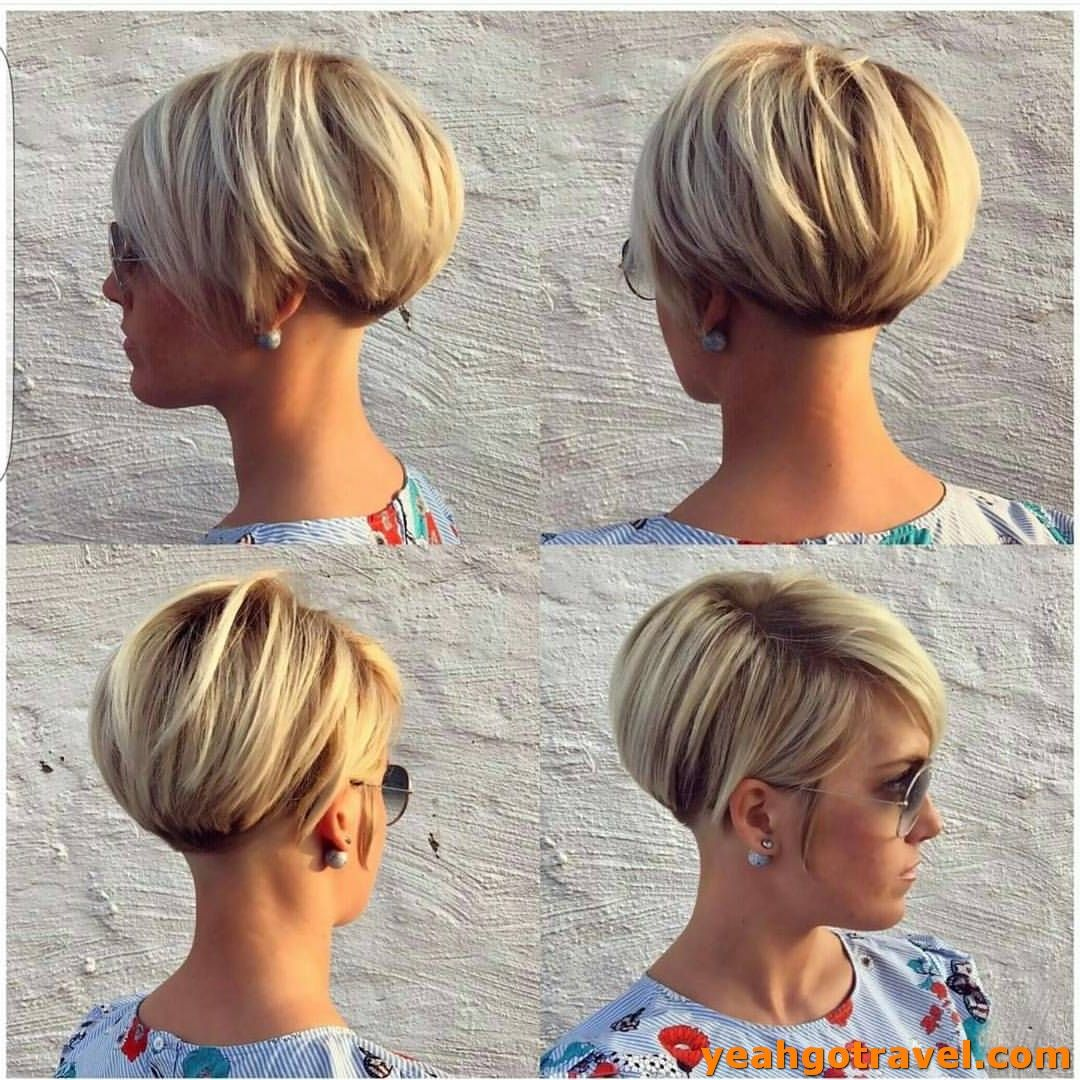 33 Super Cute Short Haircuts For Round Faces