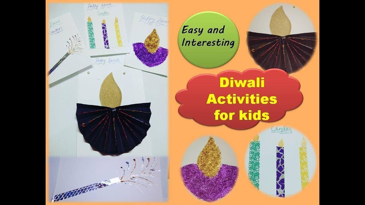 Diy Diwali Activities For Kids Kids Crafts For Diwali Youtube Diwali Diy Diwali Activities Diy Activities [ 720 x 1280 Pixel ]