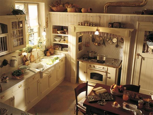 Old England | Cottage life... | Pinterest | Cucine, Case and Cucine ...