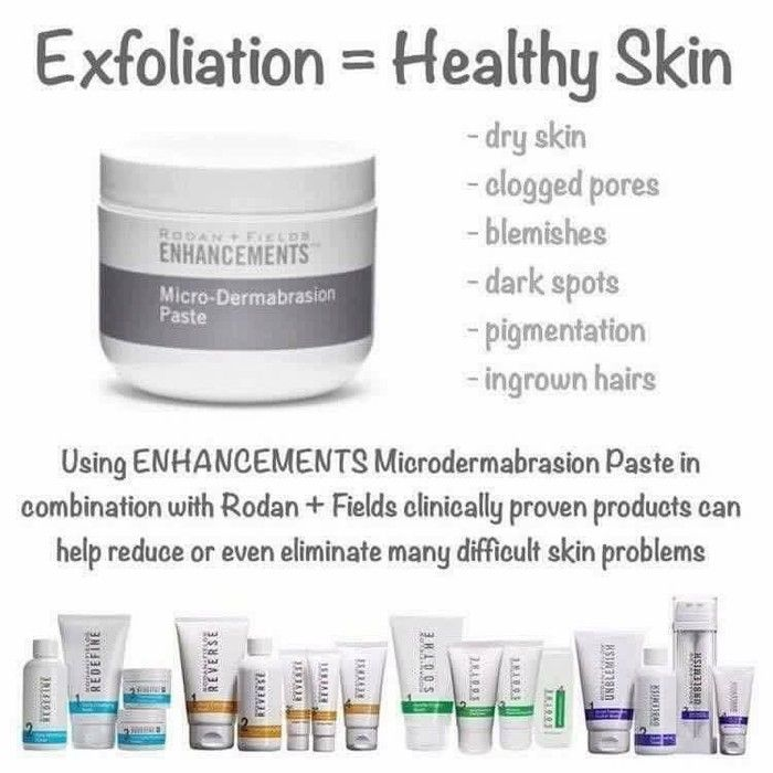 Get rid of dead skin and reveal a more beautiful youthful skin!
