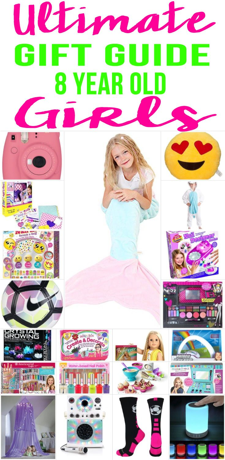 Best Gifts For 8 Year Old Girls Birthday Gifts For Girls