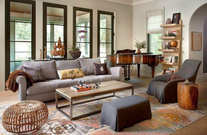 35 Unique Neutral Living Room Color Ideas | Neutral living ...