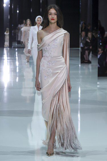 Ralph U0026 Russo Spring 2018 Couture Fashion Show Collection