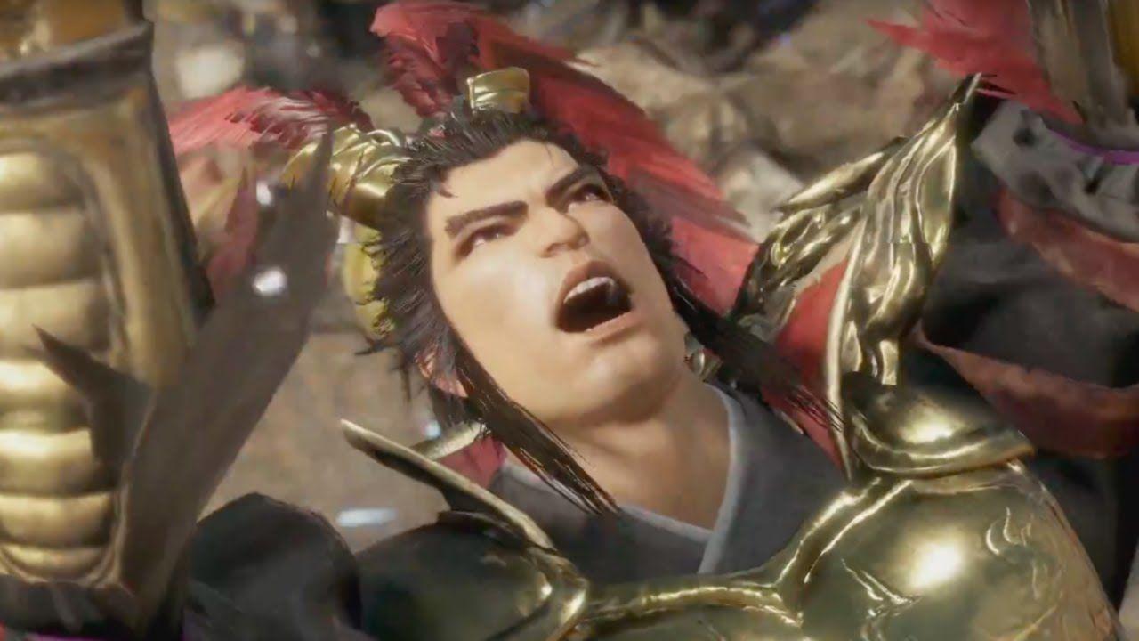 Dynasty warriors 9 official lu bu character spotlight