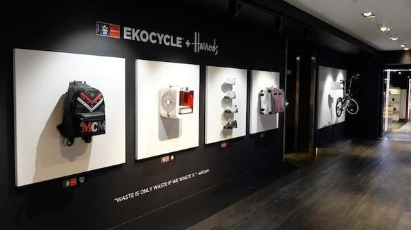 EKOCYCLE: A Line of Innovative Products Made with Recycled Materials