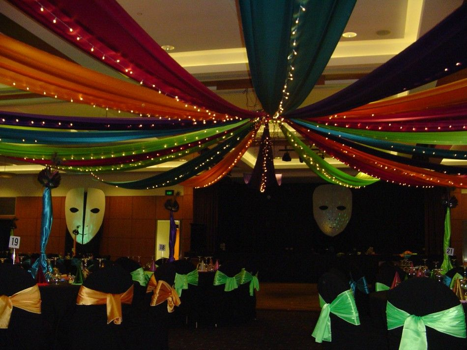 Best 25 masquerade decorations ideas on pinterest for Ball decoration ideas