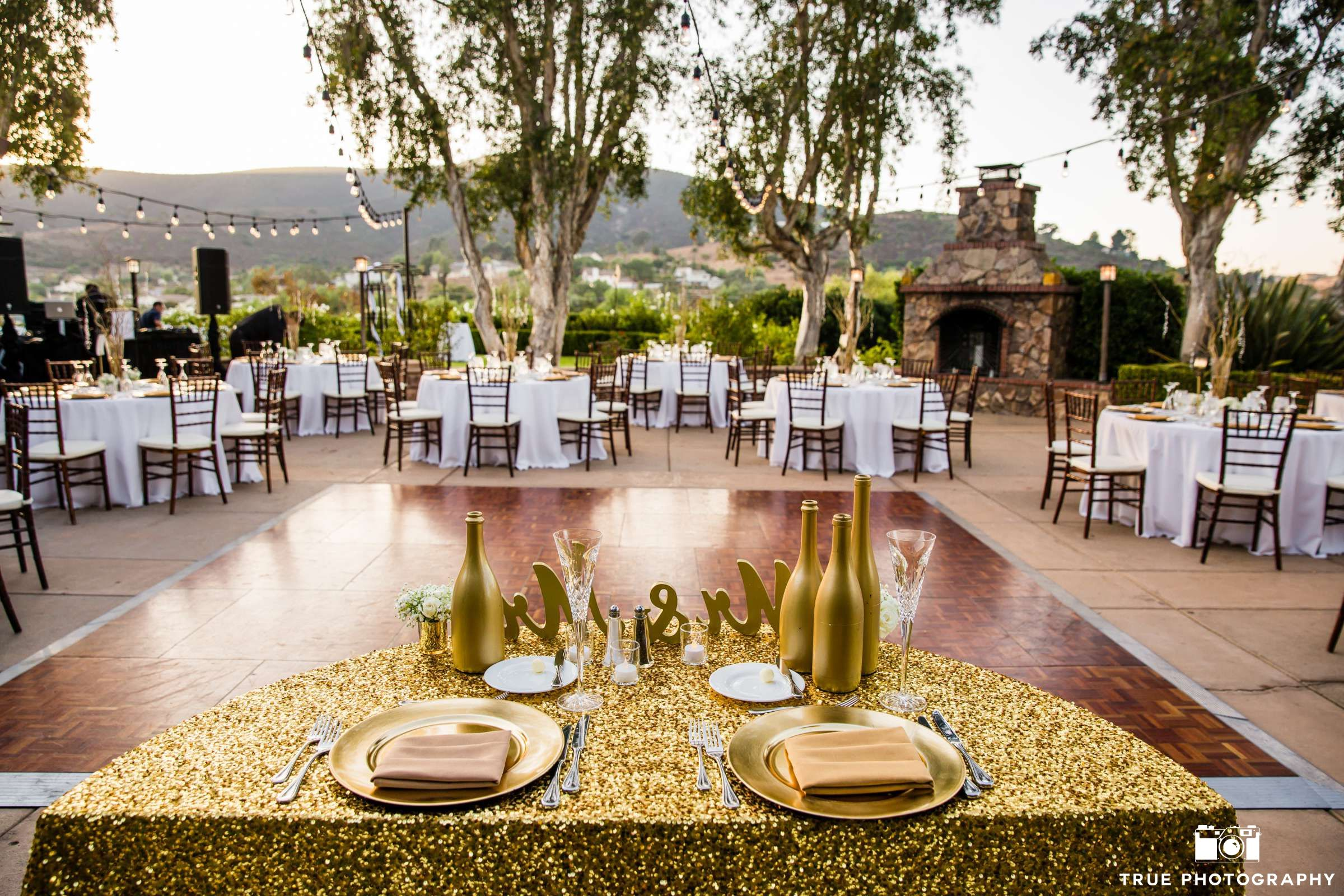 Outdoor Wedding Receptions in San Marcos, Ca Outdoor