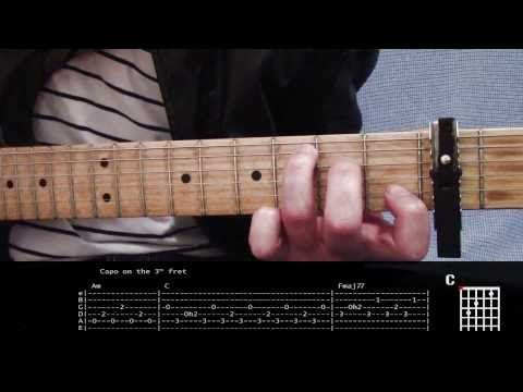 Guitar Lesson: Of Monsters and Men - Dirty Paws / With Tabs ...