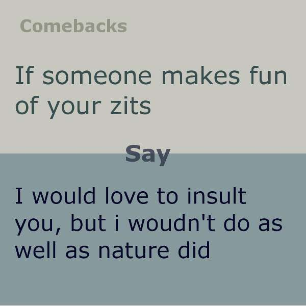 Insults To Use On Your Enemies Enemies Album And Comebacks - Funny postcards insult your enemies in the cutest way possible