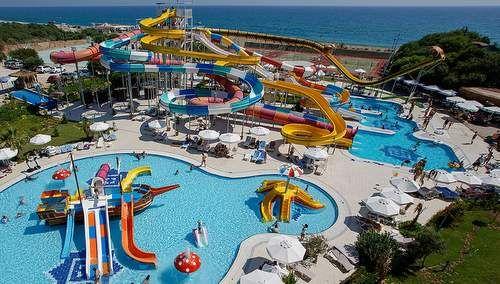 Turkey All Inclusive Resorts