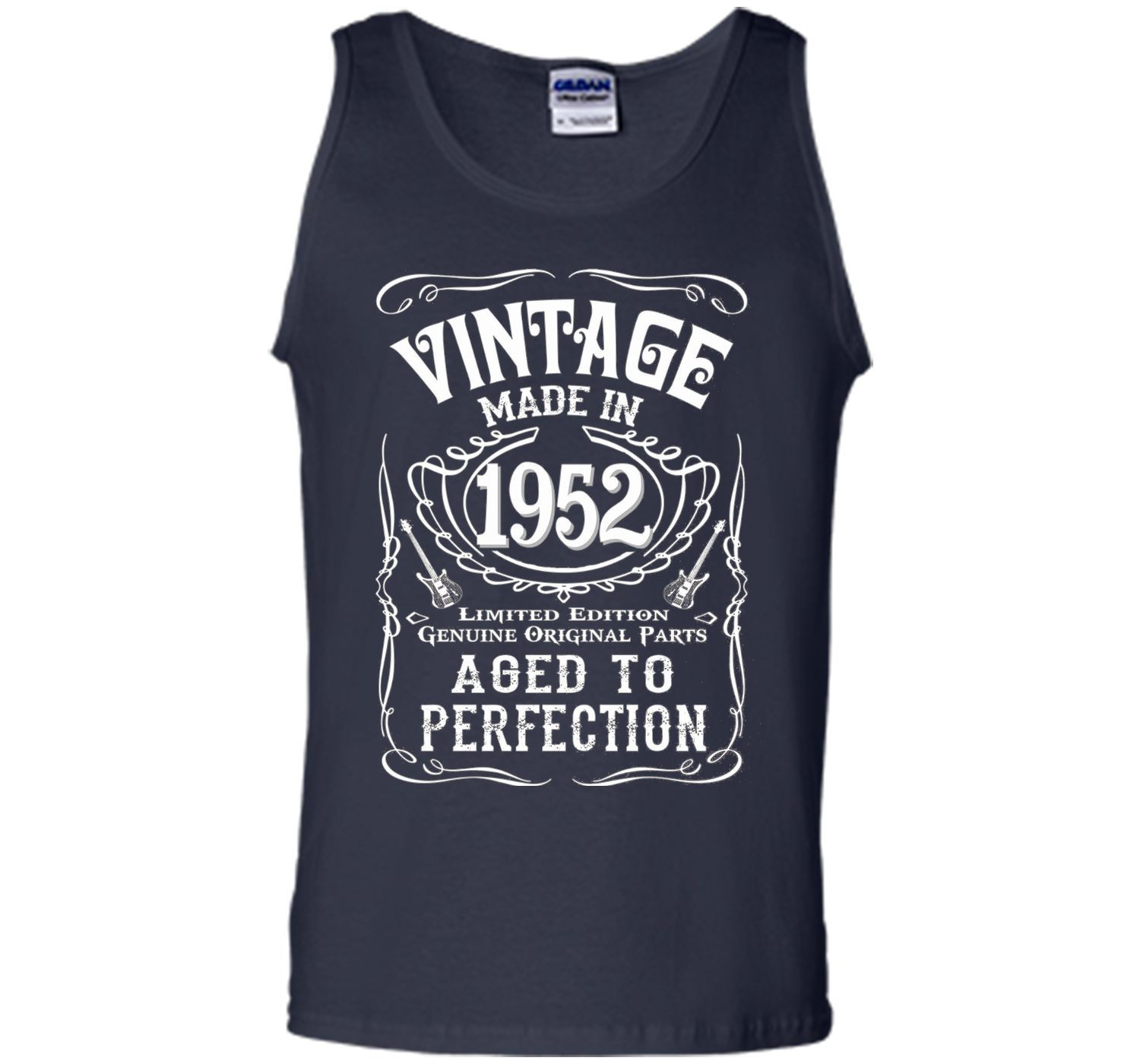 Vintage Made In 1952 Birthday Gift Idea T Shirt