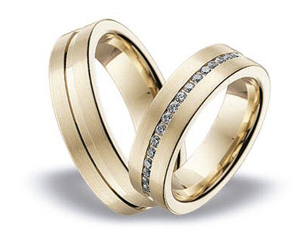 Las Alianzas De Boda Con Que Siempre Has Soñado Joyas Wedding Ringssimple