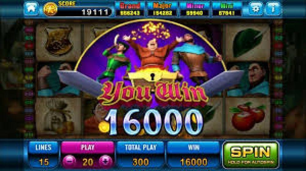 Play Casino Online Free Bonus