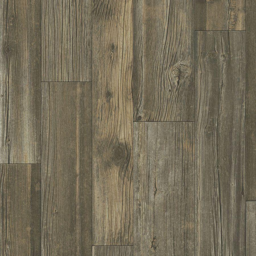 Armstrong Kitchen Flooring Shop Armstrong 12 Ft W Dark Bark Wood Low Gloss Finish Sheet Vinyl