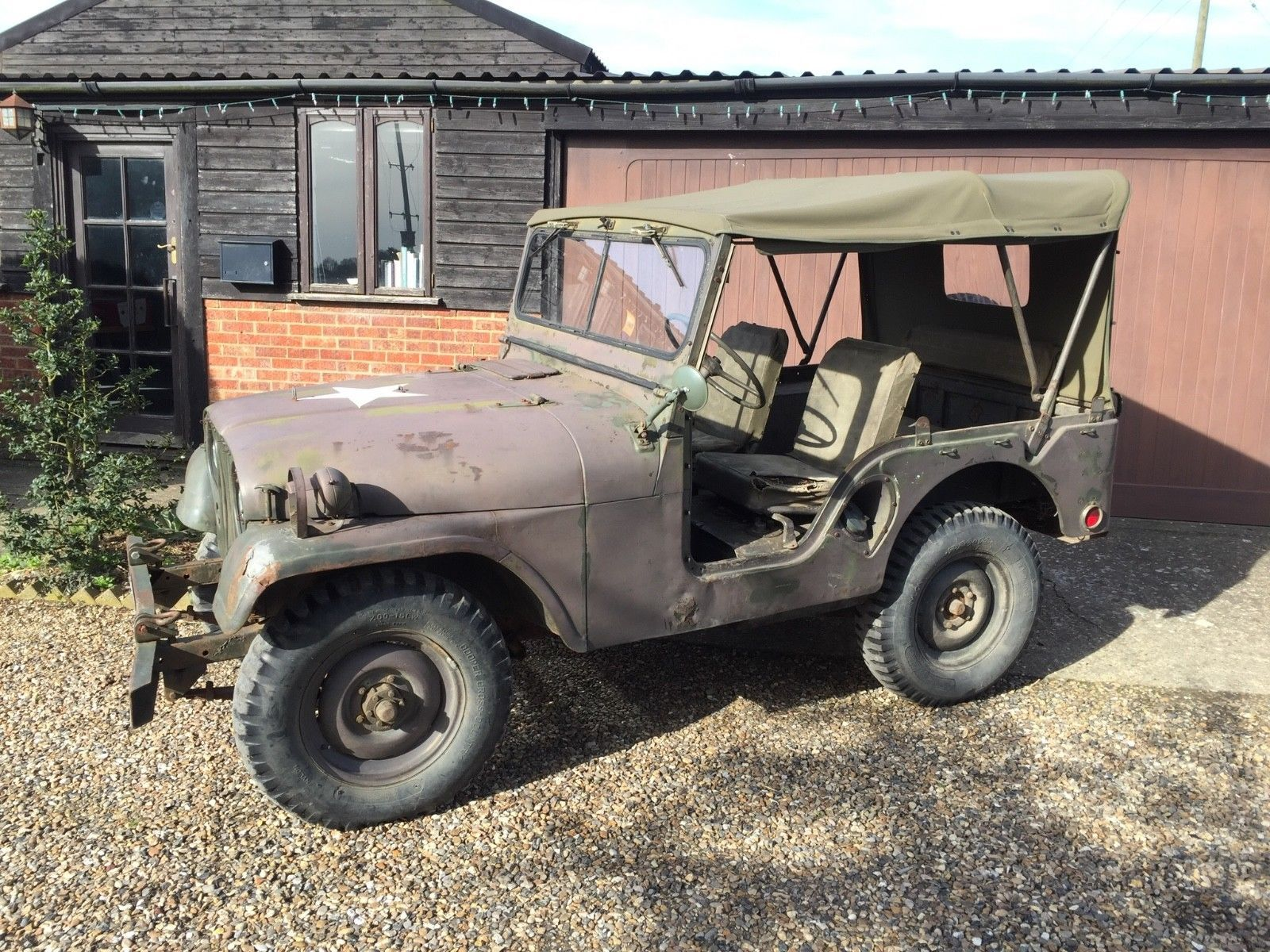 medium resolution of ebay willy s jeep m38a1 1953 pre1960s cars