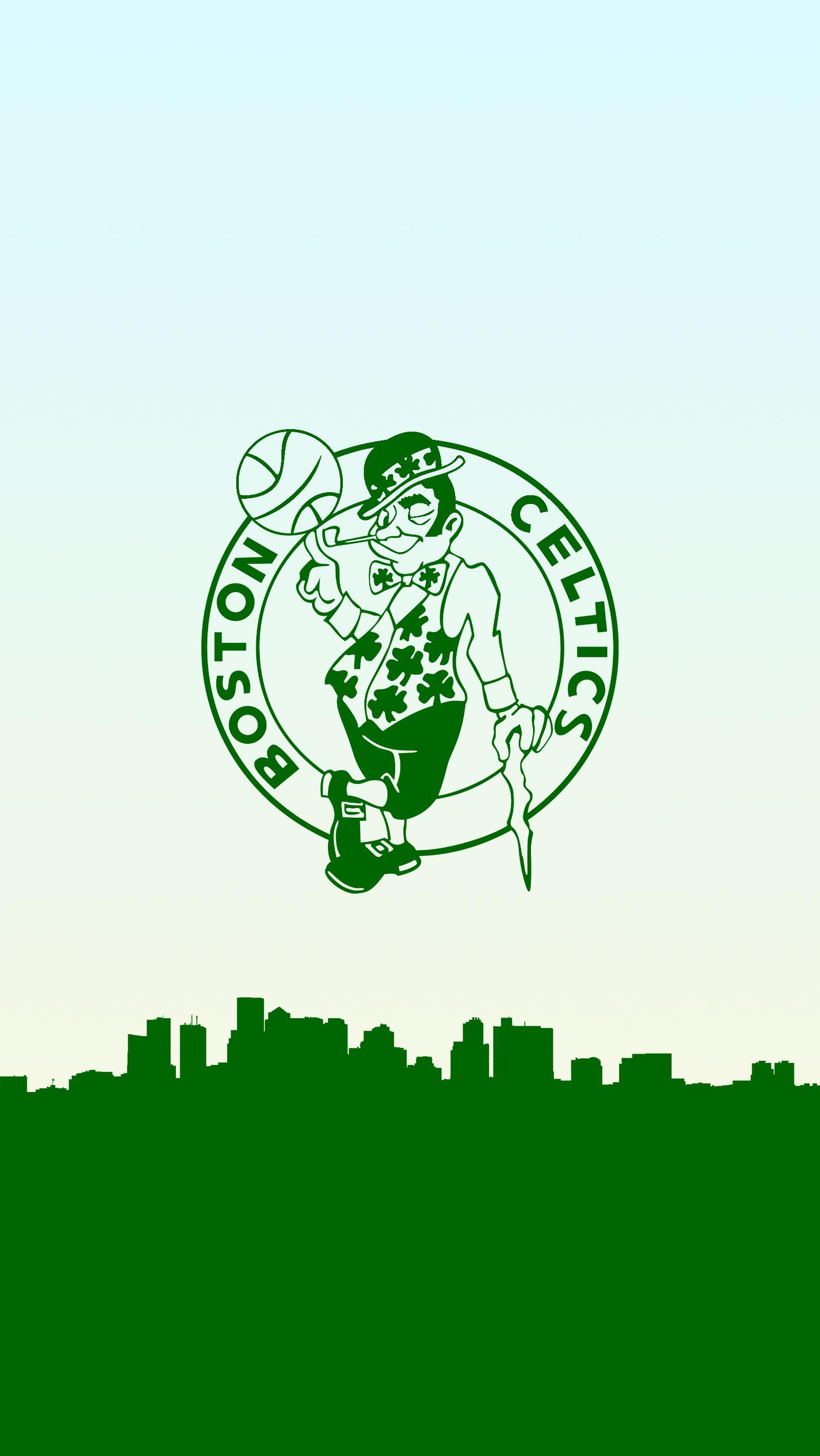 Boston Celtics Basketball Phone Background Boston Celtics Basketball Boston Celtics Wallpaper Celtics Basketball