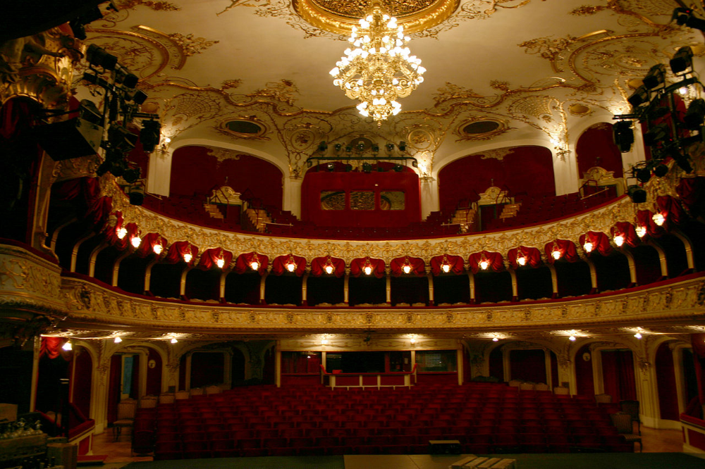 Katona Jozsef Theater Auditorium Fellner Helmer Wikipedia In 2020 Cluj Napoca Oradea Baden Bei Wien