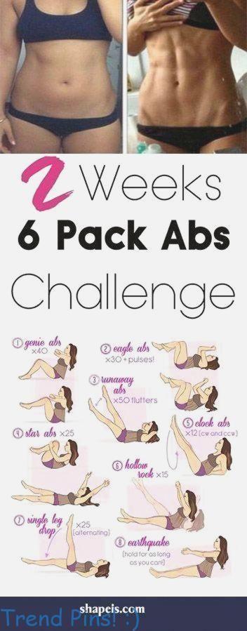 Photo of 15 min außergewöhnliches 6er Pack ab Workout #absworkoutgymabroutine – #fitnes…