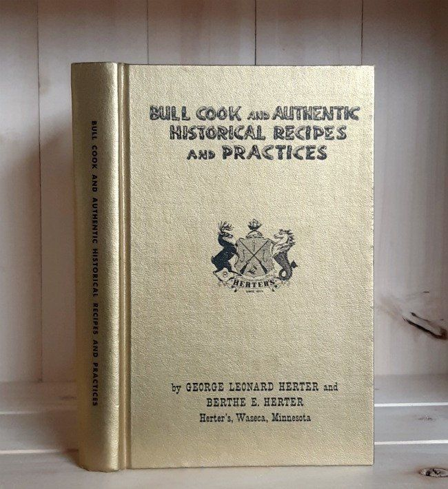 Bull Cook 1970 Vintage Cookbook and Household Helps Book by George and Berthe Herter Authentic Historical Recipes and Practices Illustrated #cookingandhouseholdhints Bull Cook 1970 Vintage Cookbook and Household Helps Book by George and Berthe Herter Authentic Historical Recipes and Practices Illustrated by CrookedHouseBooks on Etsy #cookingandhouseholdhints