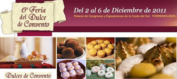 Feria del Dulce de Convento 2011