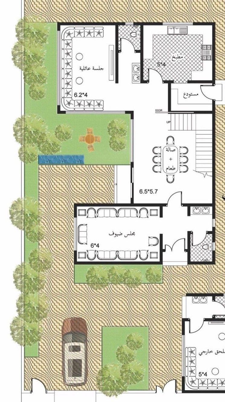 Pin By Abdulaziz Ali Alnemer On Villa My House Plans New House Plans House Design